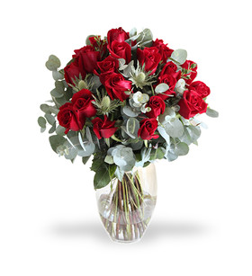 Bouquet speciale rose rosse